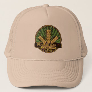Prairie Roots Color Logo Trucker Hat