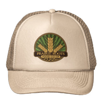 Prairie Roots Color Logo Trucker Hat