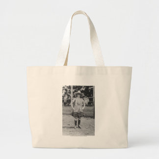 Prairie Rose Henderson Large Tote Bag