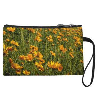 Prairie Wildflowers Wristlet