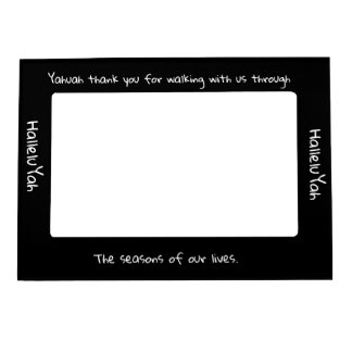 Praise Picture Frame