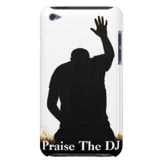 Praise The DJ IPod Touch Case