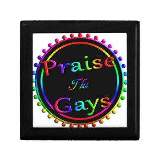 Praise the gays gift box