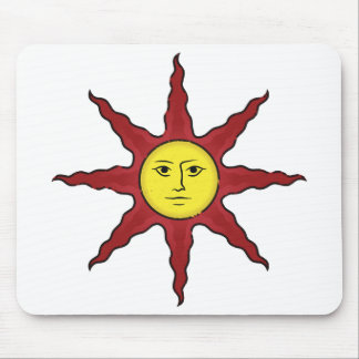Praise the Sun mouse pad