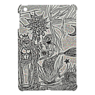 praiseandburn iPad mini cases