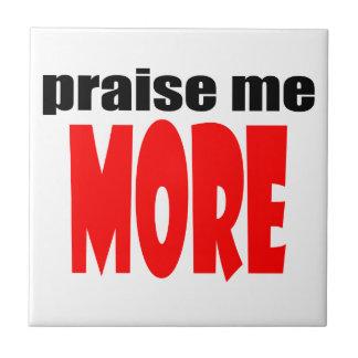 PRAISEmemore praise appraise more teacher school c Tile