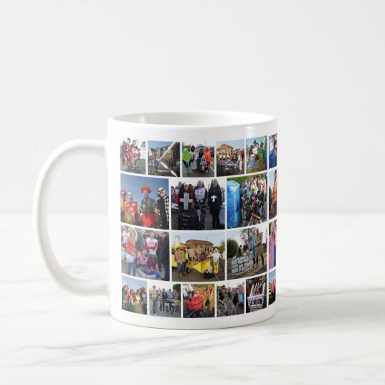 Pram Race Coffee Mug