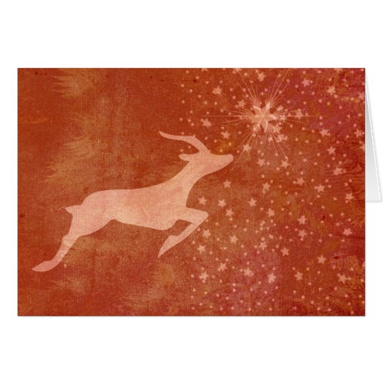 Prancer the Star Card