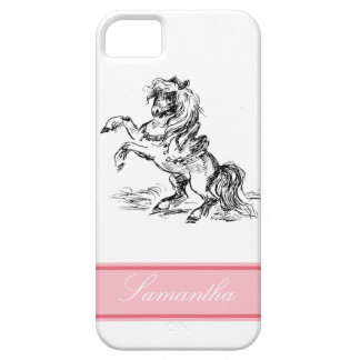 Prancing Pony iPhone 5 Cover