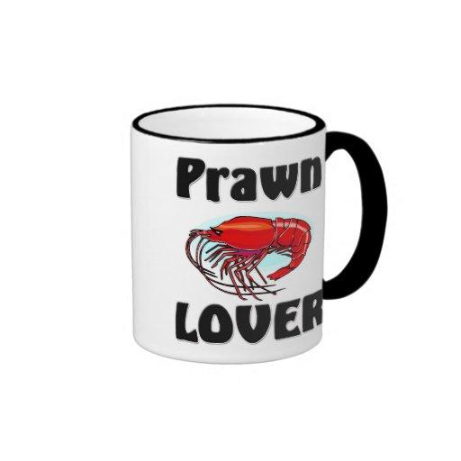 Prawn Lover Mugs