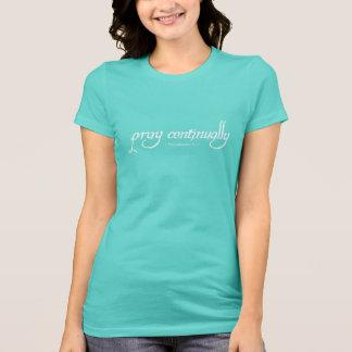 Pray Continually T-Shirt