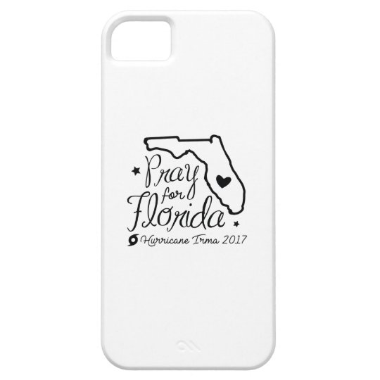 Pray For Florida Case For The iPhone 5