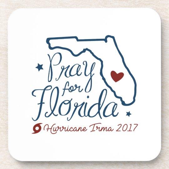 Pray For Florida Coaster