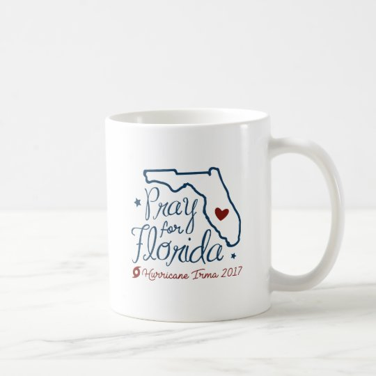 Pray For Florida Coffee Mug