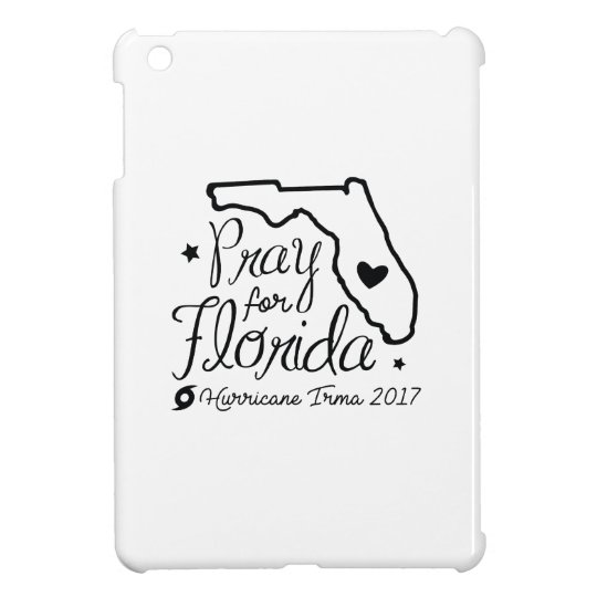 Pray For Florida Cover For The iPad Mini
