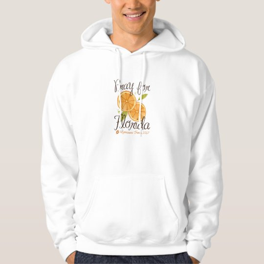 Pray For Florida Hoodie