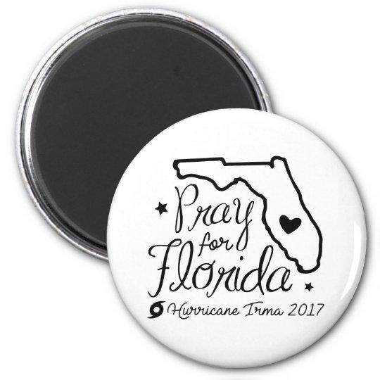 Pray For Florida Magnet