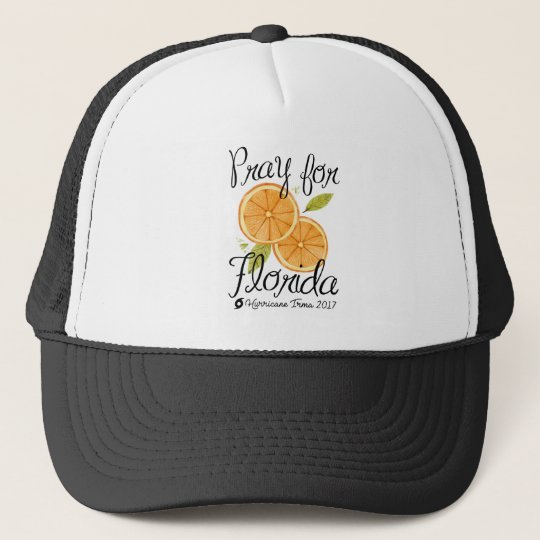 Pray For Florida Trucker Hat
