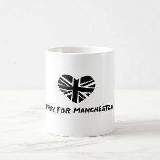 Pray for Manchester Mug