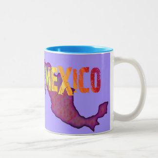 Pray for Mexico mug