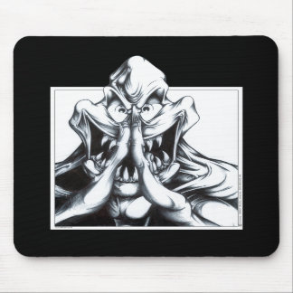 Pray for Prey Mouse Pads