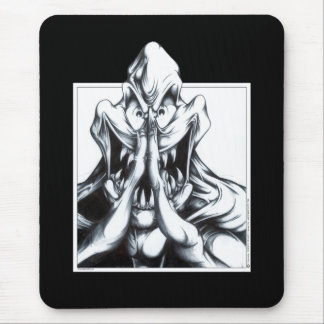 Pray for Prey Mouse Pad
