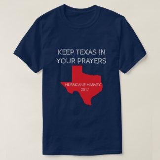 Pray for Texas - Hurricane Harvey T-Shirt