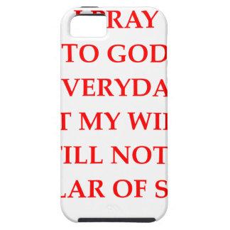 PRAY iPhone 5 CASE