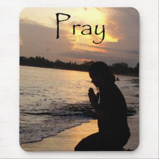 Pray Mouse Pad