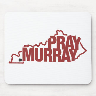 Pray Murray Mouse Pad