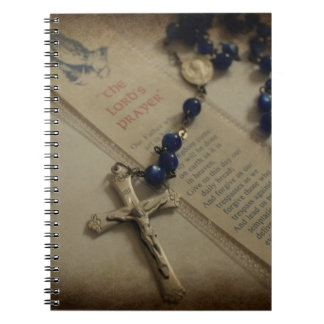 Prayer and Rosary Notebook
