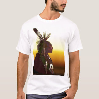 Prayer At Sunset - must SuperView T-Shirt