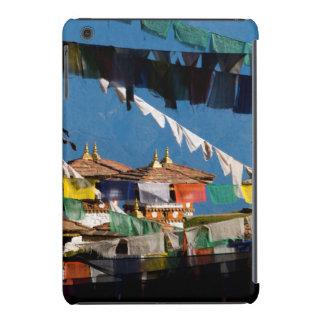 Prayer flags and chortens iPad mini retina cases