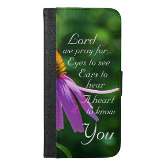 Prayer for Eyes to See and Ears to Hear,