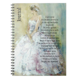 Prayer Journal with Bride