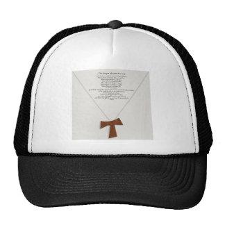 Prayer of Saint Francis Mesh Hat