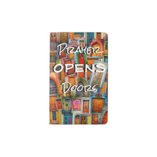 Prayer Opens Door Pocket Prayer Journal Moleskine
