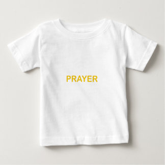Prayer The Ultimate Wireless Connection Jesus Gift Baby T-Shirt