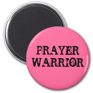 PRAYER WARRIOR Magnet
