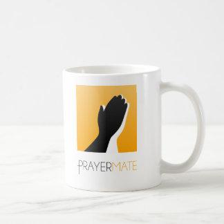 PrayerMate 325 ml Classic White Mug Phil 4:6