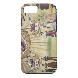Prayers to the Gods for the Liberation of Greece, iPhone 7 Case