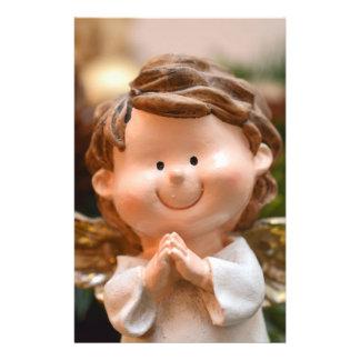 praying angel flyer