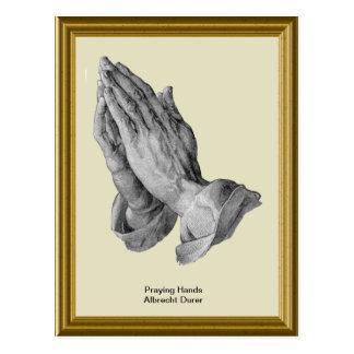 Praying Hands Albrecht Durer Postcard