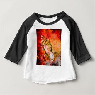 PRAYING HANDS BABY T-Shirt