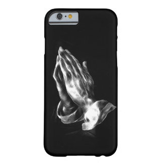 Praying hands barely there iPhone 6 case