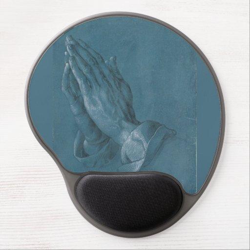 Praying Hands by Albrecht Durer Gel Mouse Mats