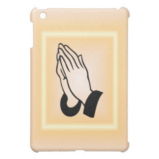 Praying Hands Cover For The iPad Mini