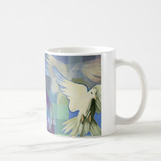 Praying Hands Cup