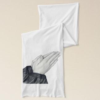 Praying Hands Scarf