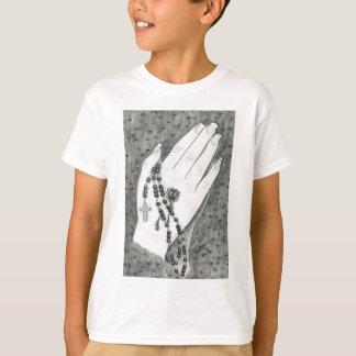 praying hands T-Shirt